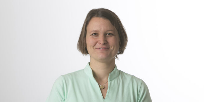 Katharina Grießbaum | Arzthelferin - Foto: Thomas Lemnitzer